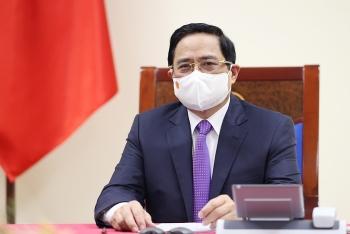 Việt Nam đề nghị Canada hỗ trợ tiếp cận vaccine Covid-19