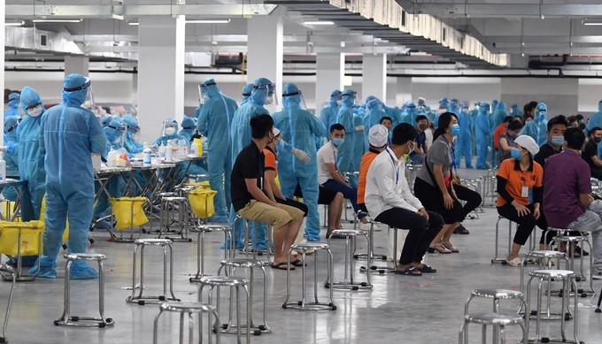 Bắc Ninh tính phương án công nhân ăn, ở tại nhà máy