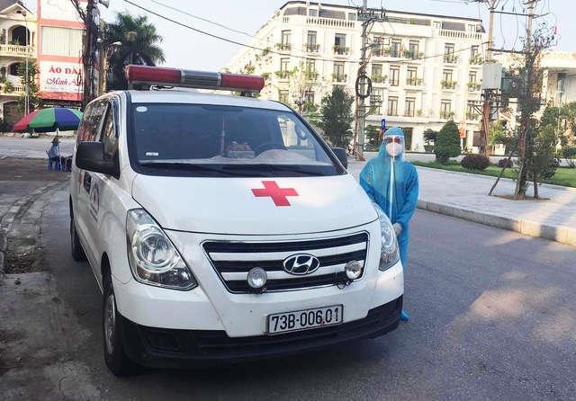 Chàng trai tới Bắc Giang 'xin' chống dịch: Sẵn sàng làm mọi việc, kể cả chở F0 - 1