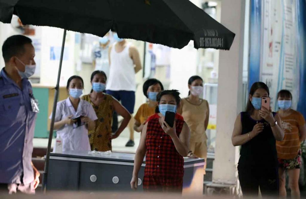 Hai cơ sở của Bệnh viện K hết phong toả