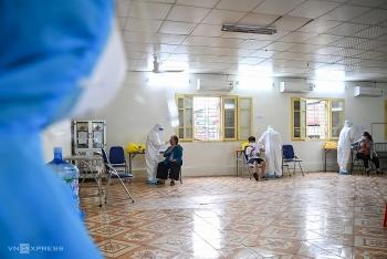 Chuỗi lây nhiễm ở tòa nhà Times City Hà Nội tiếp tục tăng