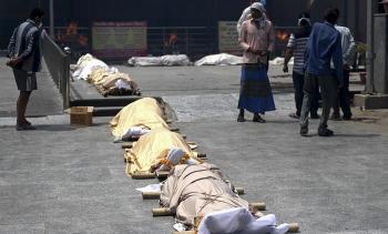 Hơn 300.000 người Ấn Độ chết vì Covid-19