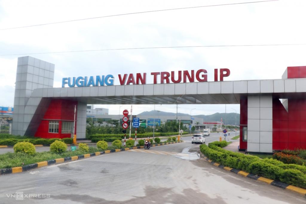Bắc Giang khôi phục dần hoạt động bốn khu công nghiệp