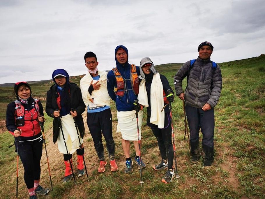 Người chăn cừu cứu mạng 6 vận động viên việt dã Trung Quốc