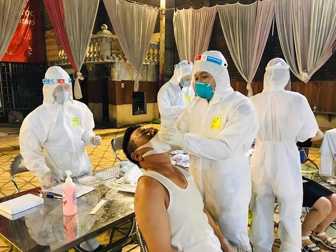 Bắc Ninh lập thêm hai bệnh viện dã chiến