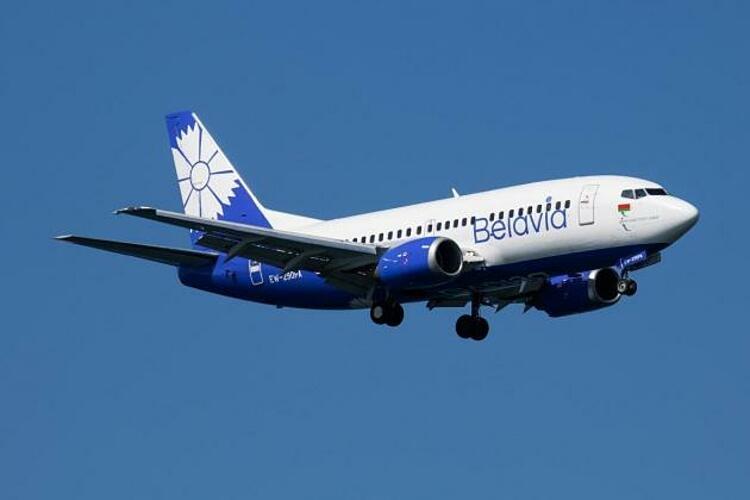Máy bay Belarus quay đầu vì bị Pháp cấm cửa