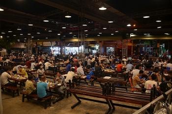 TP HCM ngừng hoạt động nhà hàng, spa, phố đi bộ