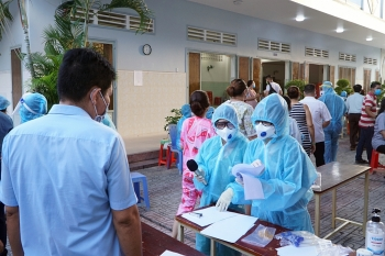 Gần 39.000 người TP HCM liên quan cụm dịch hội truyền giáo