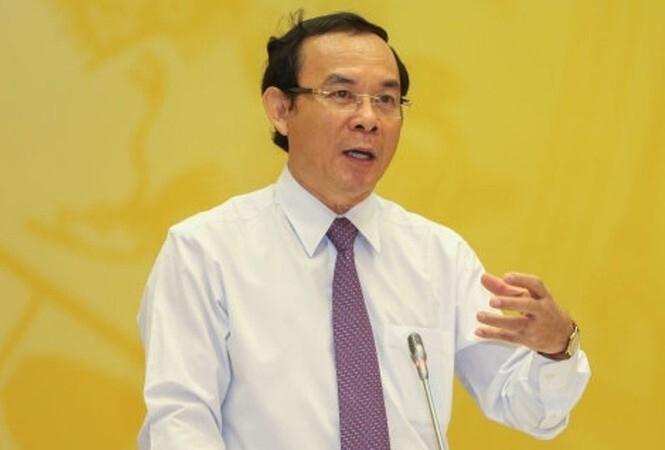 """Bí thư Nguyễn Văn Nên: """"Chấp nhận hy sinh 2 tuần để bảo vệ lợi ích lâu dài"""""""