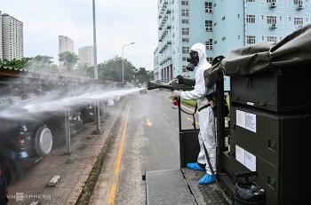 Quân khu 7 sẽ phun hóa chất khử trùng quận Gò Vấp