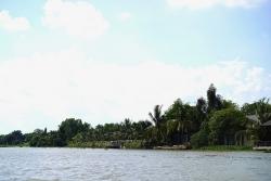 """Công trình """"bức tử"""" sông Thị Tính: Chính quyền không thể làm ngơ"""