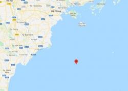 Tàu cá va chạm với tàu chở dầu, 1 người tử vong, 4 thuyền viên mất tích