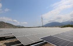Bà Rịa - Vũng Tàu chuẩn bị vận hành 2 dự án điện mặt trời 1.500 tỷ đồng