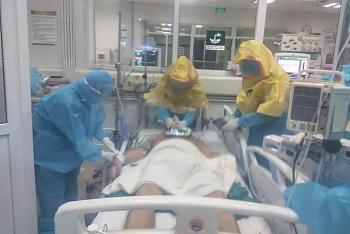 Bệnh nhân Covid-19 22 tuổi Long An
