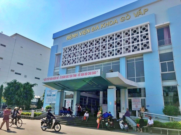 Bệnh viện Gò Vấp tạm ngưng khám bệnh do F3 thành F0 từng tới khám - 1
