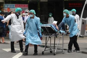 Đài Loan chứng kiến ngày chết chóc nhất, ca COVID-19 tăng gần 10.000% một tháng