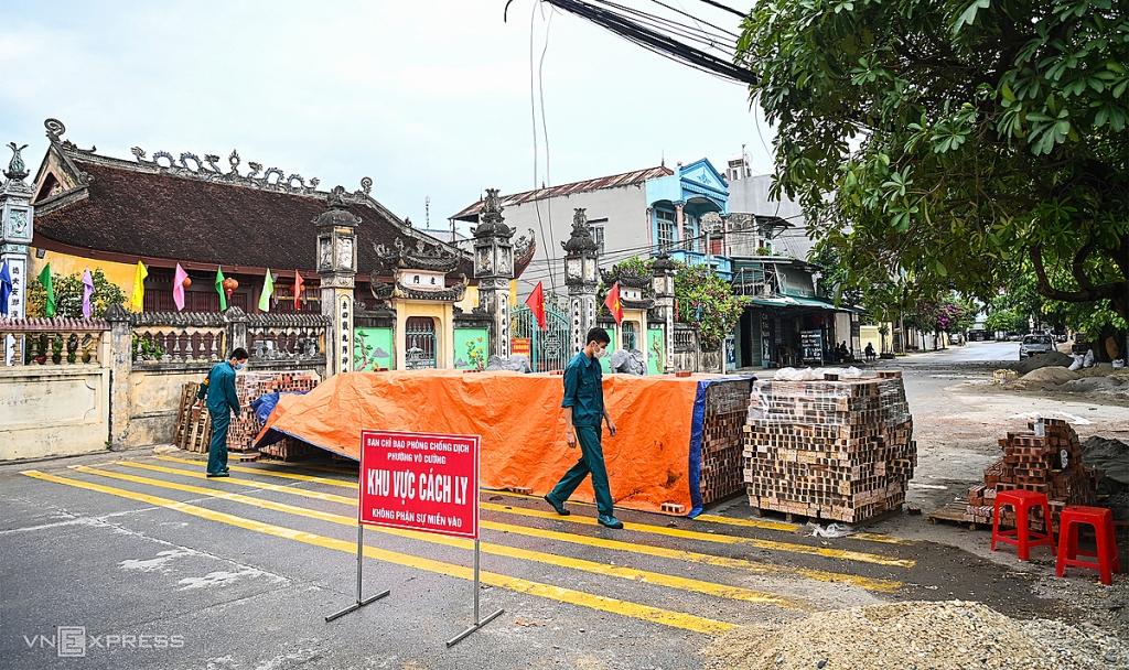 Bắc Ninh chuẩn bị kịch bản hơn 3.000 ca Covid-19