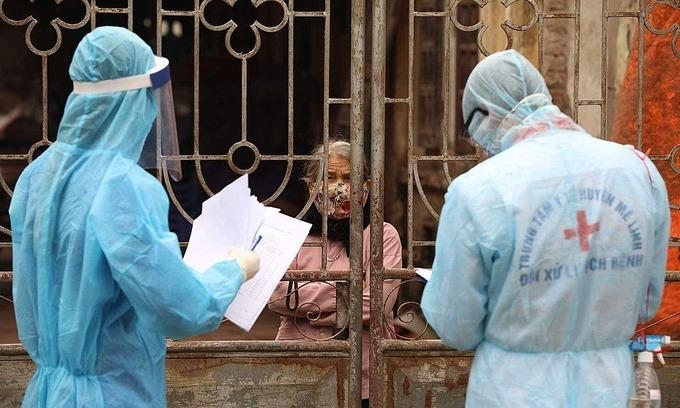 Từ 7 ca nhiễm 'lọt lưới', một công ty ở Bắc Ninh thành ổ dịch