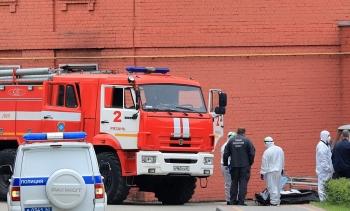 Máy thở Trung Quốc bị nghi gây cháy trong bệnh viện Nga