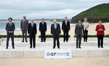G7 sắp công bố dự án cạnh tranh Vành đai và Con đường
