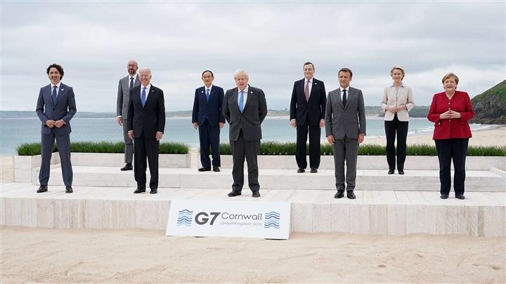 G7 sẵn sàng đối đầu thách thức từ Trung Quốc - 1