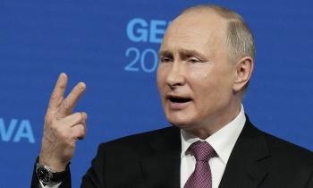 Putin khải hoàn rời hội nghị với Biden
