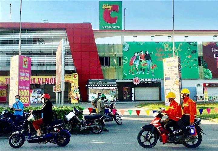 Hơn 500 người là F1 của bệnh nhân COVID-19 đến mua sắm ở Big C Đồng Nai