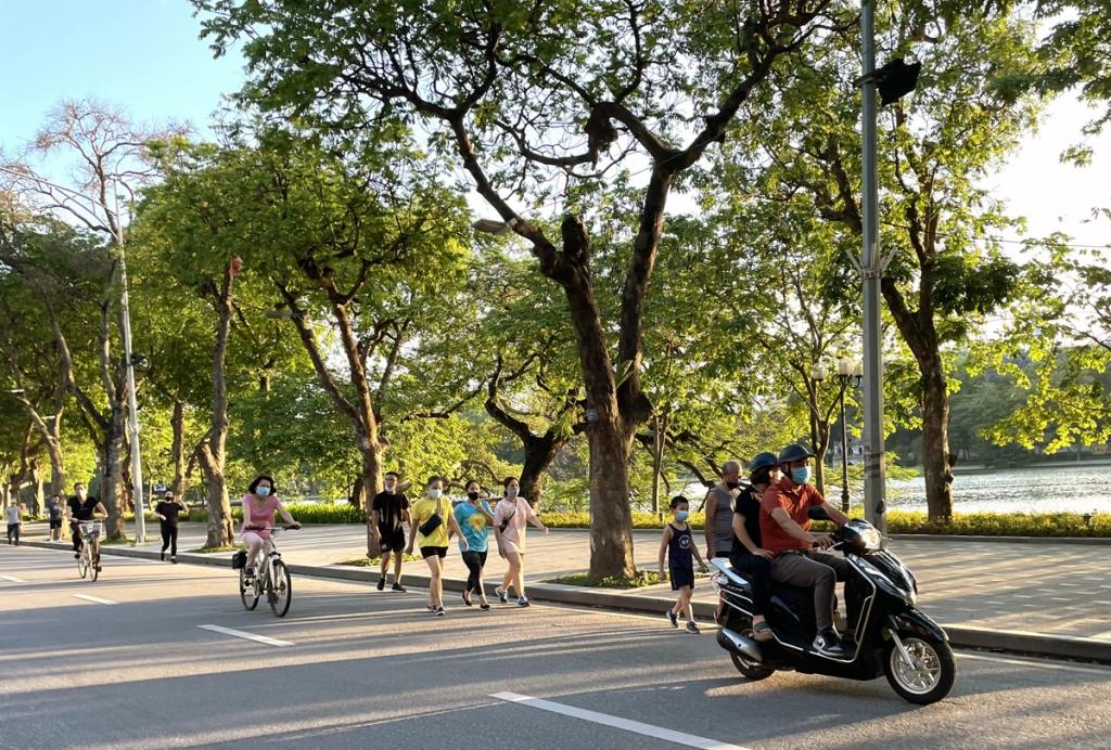 Hà Nội xem xét mở lại hoạt động thể thao ngoài trời