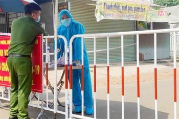 Đồng Nai phong toả nhiều khu vực ở TP Long Khánh liên quan ca dương tính nCoV