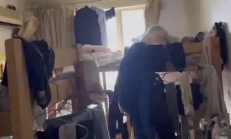 39 người cùng sống trong một chung cư