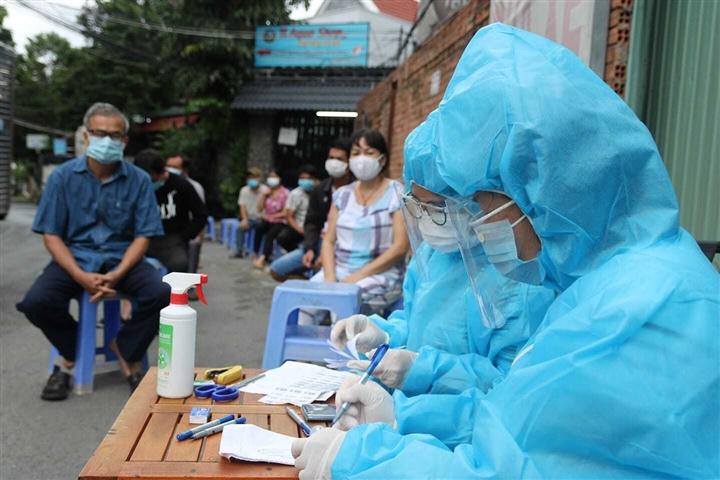 Ông Nguyễn Thành Phong:  TP.HCM hiện có 6 nơi nguy cơ lây nhiễm COVID-19 rất cao - 2