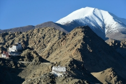 Giới khoa học hiến kế  giúp giải quyết xung đột biên giới Trung-Ấn