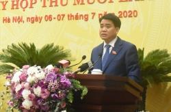 Chủ tịch Hà Nội nói bỏ lỡ một cơ hội quy hoạch hai bên sông Hồng từ 2017