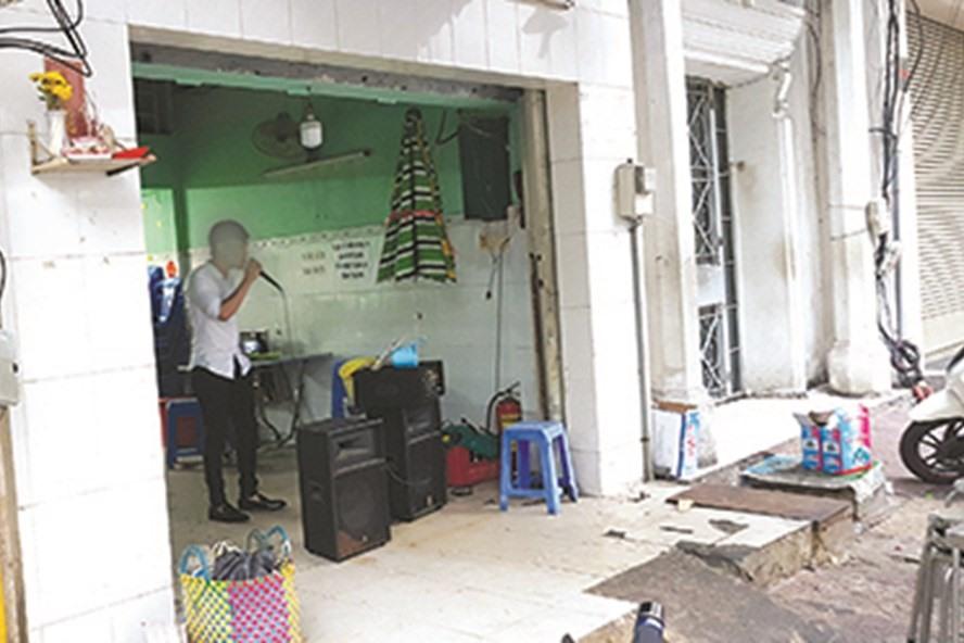 tphcm de nghi khong duoc hat karaoke bang loa keo o cac khu dan cu