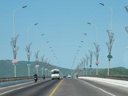 Bình Định chuẩn bị xây dựng cầu Thị Nại 2, kinh phí dự kiến hơn 1.888 tỷ đồng