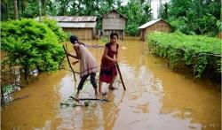 Lũ lụt ở Ấn Độ và Nepal: 189 người chết, 4 triệu người phải sơ tán
