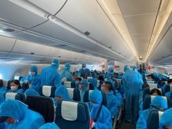 Chuyến bay vượt 3 châu lục đưa công dân Việt Nam tại Cuba và Đức hồi hương
