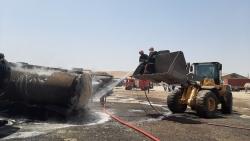 Iran: 6 xe nhiên liệu cháy ngút trời sau loạt vụ nổ bí ẩn khắp cả nước