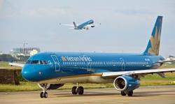 Vietnam Airlines hiện diện top đầu doanh nghiệp thua lỗ, mất gần 7.500 tỷ đồng sau nửa năm