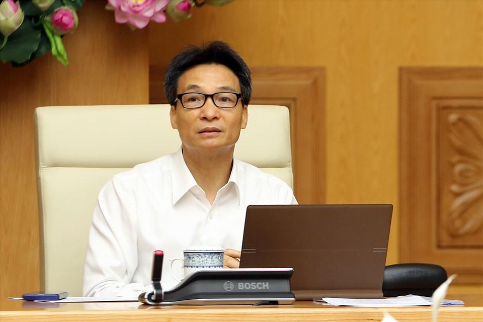 Phó Thủ tướng Vũ Đức Đam: Khoanh gọn, dập sớm ổ dịch ở Đà Nẵng