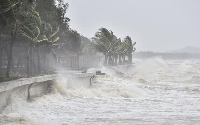 Biển Đông  sắp đón áp thấp nhiệt đới - 1