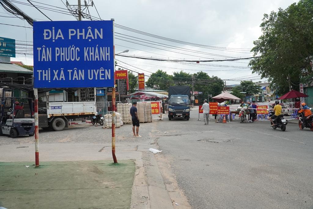 Bình Phước, Bình Dương chuyển hội đồng thi vì liên quan Covid-19