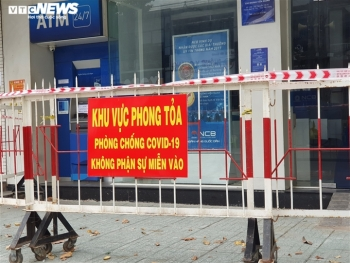 Ca nghi mắc COVID-19 đến giao dịch, một ngân hàng tại Tiền Giang dừng hoạt động