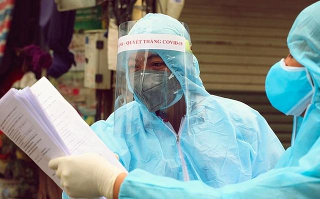 5 người trong gia đình ở Hà Nội dương tính SARS-CoV-2 - 1