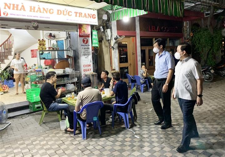 Chủ tịch Hà Nội: Chống dịch phải quyết liệt, triệt để ngay từ đầu - 1