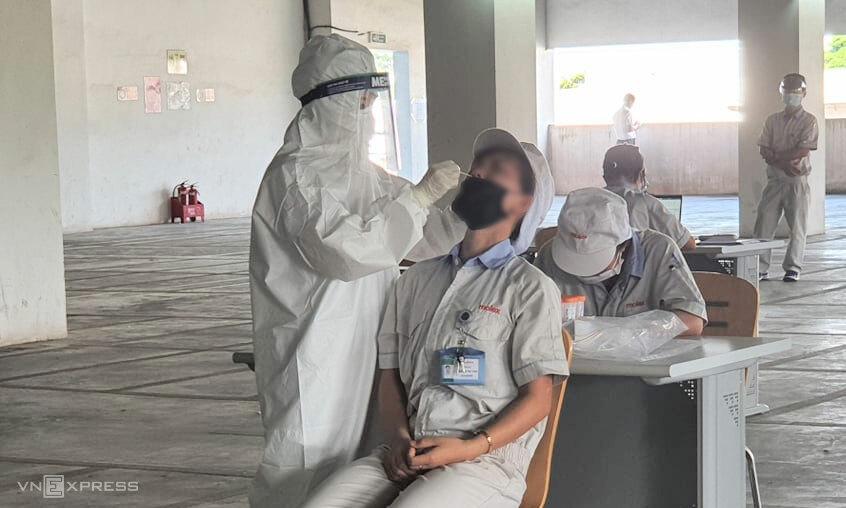 Thêm một người Hà Nội nghi nhiễm nCoV