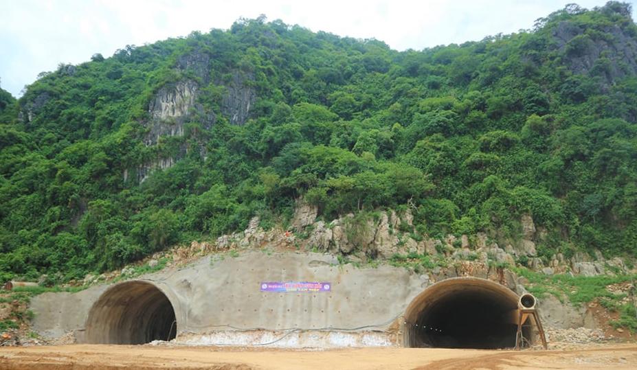 Thông hầm cao tốc Bắc Nam qua Tam Điệp