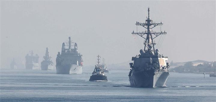 Tàu chiến Anh sắp triển khai tới Biển Đông phải quay đầu về nước vì hỏng nặng - 1