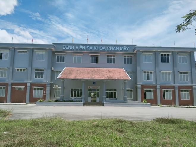 Thành lập bệnh viện dã chiến Chân Mây
