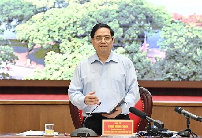 Thủ tướng Chính phủ: Ưu tiên số 1 của Hà Nội là phòng, chống dịch COVID-19